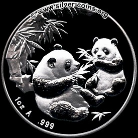 Counterfeit panda