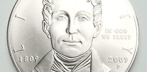 Louis Braille Commemorative Silver Dollar obverse