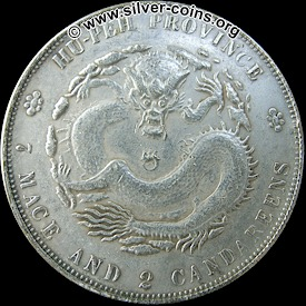 chinese dragon coin counterfeit