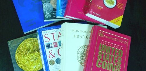coins reference books