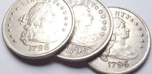 counterfeit coins from a street hawker